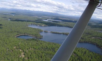 alaska air charter