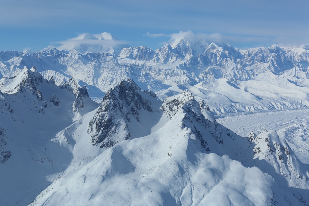 Denali Basecamp Flight Tour