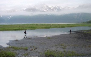 fishing in alaska